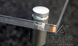 KD FMX1320AL - distance hliníková 13x20mm